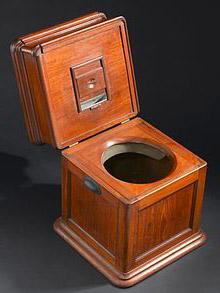 toilettes sèches portables